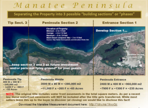 The Manatee Peninsula